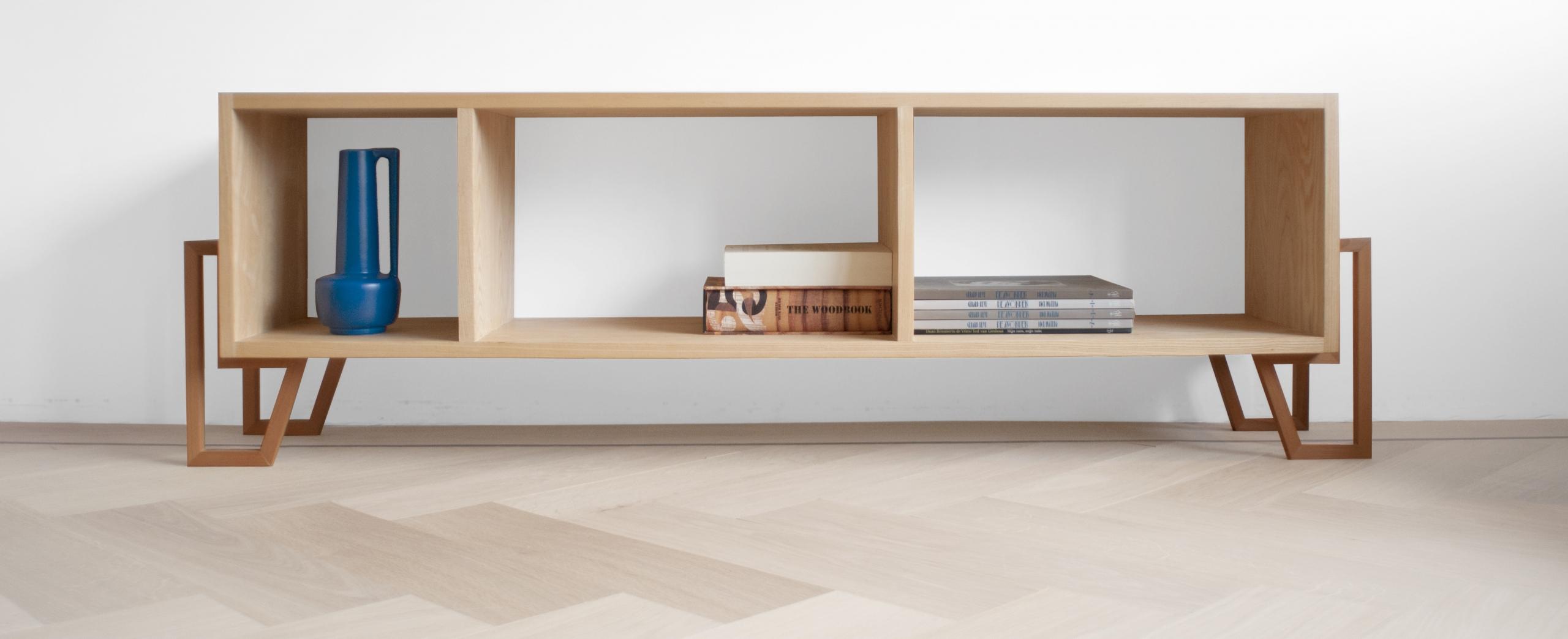 Dressoir van Binkmeubel, een meubelmaker uit Rotterdam.